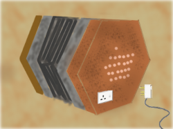 Doodle of a concertina plugin